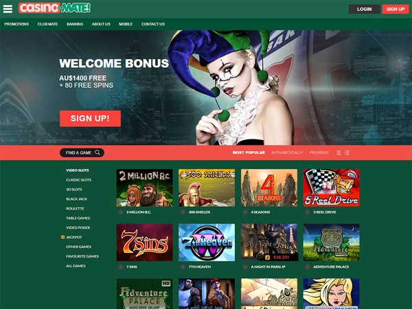 Casino Mate Screenshot